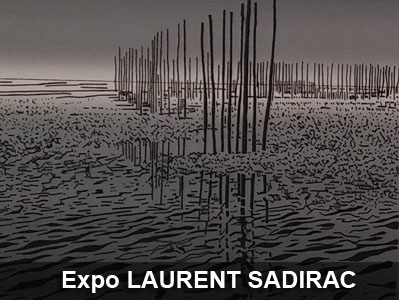 Expo Laurent Sadirac