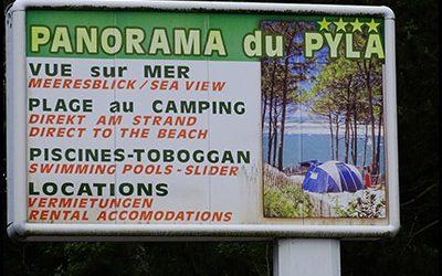 Panorama du Pyla ****