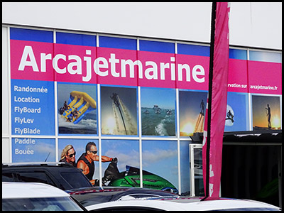 Arca Jet Marine