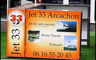 Jet 33 Arcachon