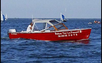 Bateaux-Taxis du Passant (Beacher)