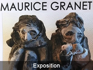 Expo Maurice Granet