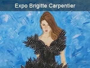 Expo Brigitte Carpentier