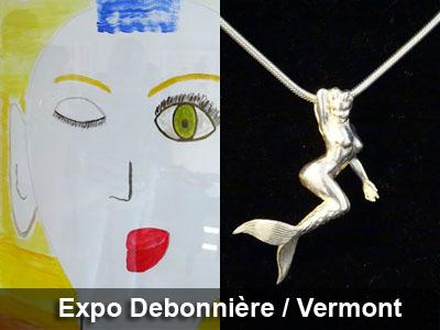 Expo Debonnière / de Vermont